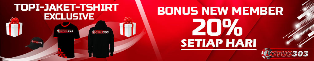 Bonus welcome judi casino online